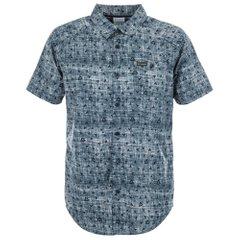 Чоловіча сорочка Columbia BRENTYN TRAIL ™ SHORT SLEEVE SHIRT синя 1840811-441